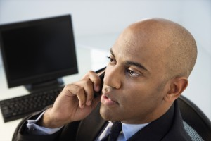 It's important to know whether a 45-minute seminar or a 20-second phone call would work best